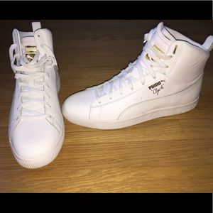 Men's Puma Clyde Hightop